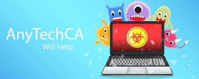 virus removal Santa Barbara